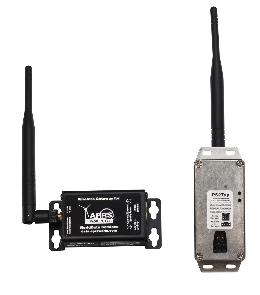 APRS5801: PS2Tap with Ethernet Gateway