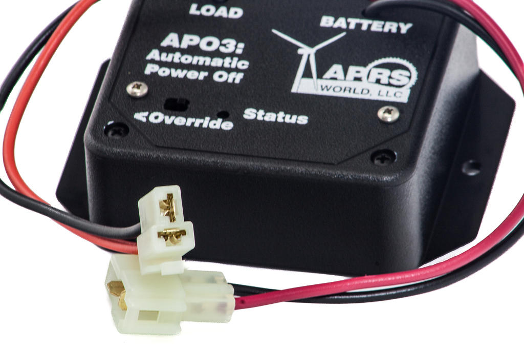 APRS5002: APO3 with OEM Radio Connector
