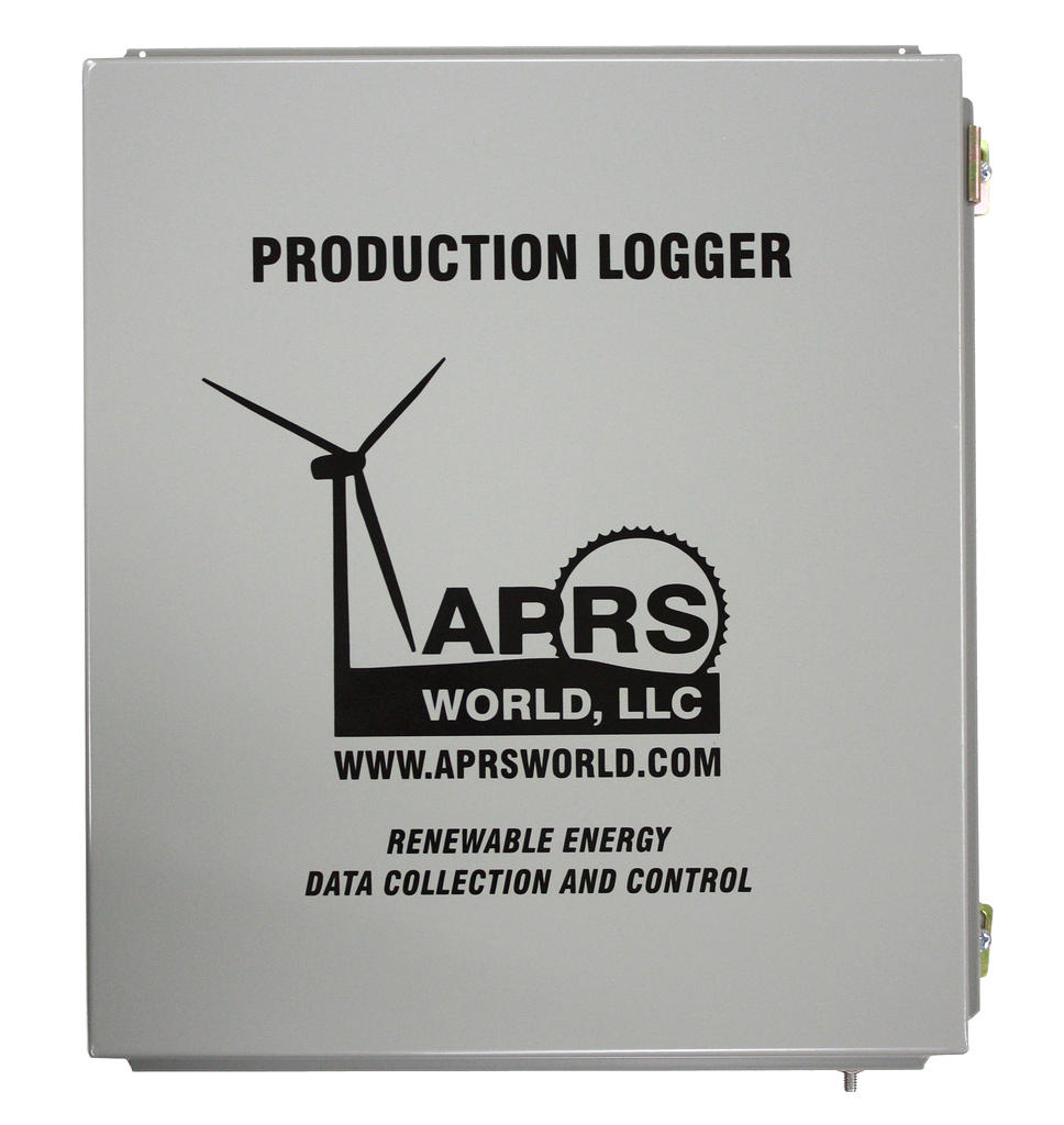 Production Logger - Fully Enclosed