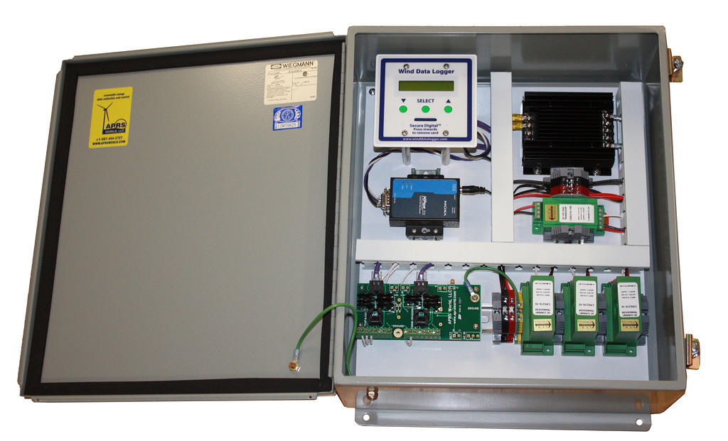 All Production Logger systems are custom built...