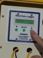 Putting the Polar Edition Wind Data Logger into service