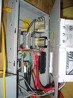E-Panel insides, not done yet