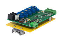 APRS7150: DCSWC: DC Switch Controller, 5 module motherboard, 8 analog inputs