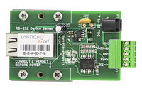 APRS6821: Ethernet RS-232 Device Server