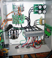 APRS6568: WTSS HV Installed in ARE Control Panel