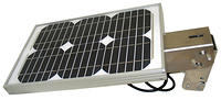 APRS6555: SPM10: Solar Panel / Sensor Side of Pole Mount