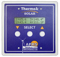 APRS5503: ThermokSolar-4A, Module Only, with RS-232 and Counter Options