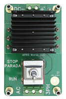 APRS8550: Stop Switch Rectifier, Interior