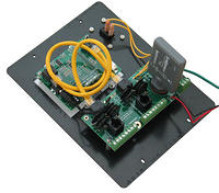 Solar Powered Outdoor Wind Data Logger Packages
