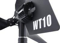 WT10 With Mast Quick Connect, Close-up Rear Angled View